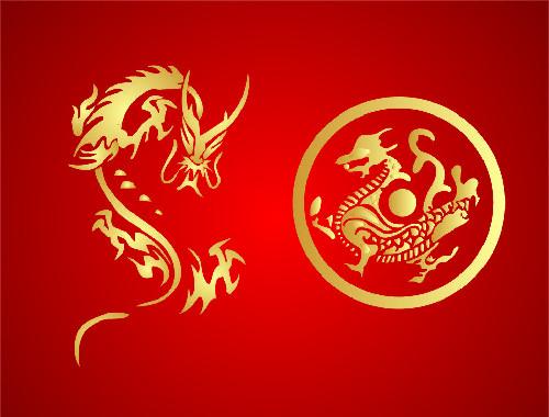 Le dragon chinois et le monde - Photo de dragon chinois ...